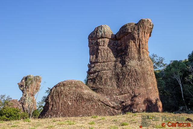 Parque Estadual de Vila Velha-Bota