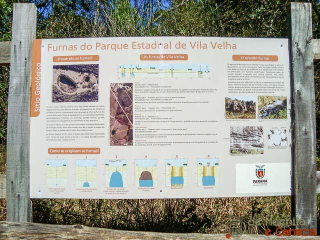 Parque Estadual de Vila Velha-PR