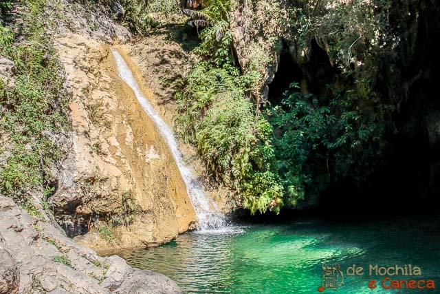 Salto del Caburní-Parque Natural Topes de Collantes.