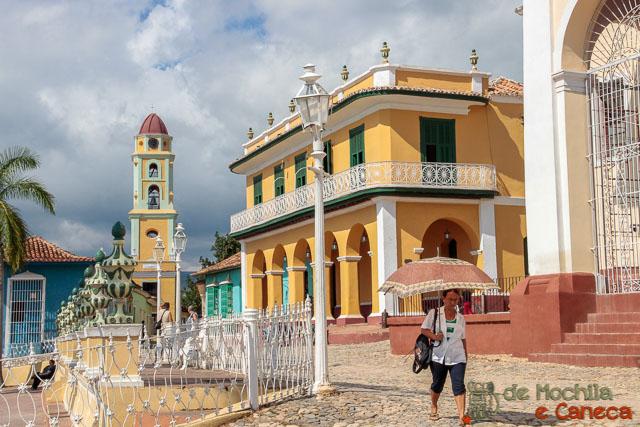 Salto del Caburní-Trinidad - Cuba