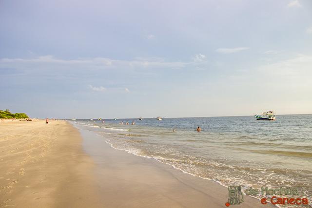 Ilha de Superagui-praia