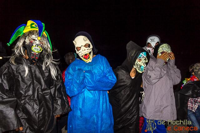 Ilha de Superagui-Mascarados.
