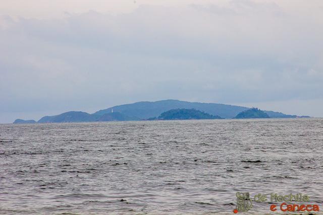 Ilha de Superagui-Ilha do Mel.