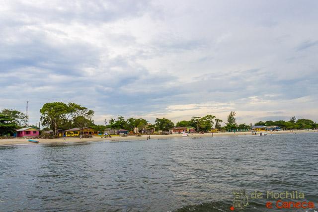 Ilha de Superagui.