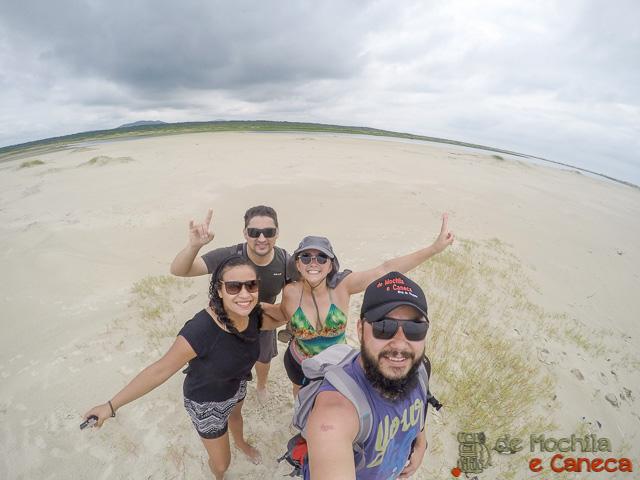 Ilha de Superagui-Praia Deserta