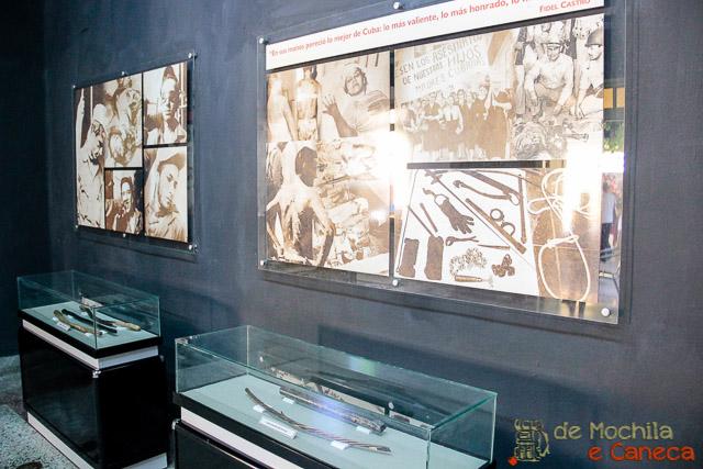 Santiago de Cuba-Museo Histórico 26 de Julho - Cuartel Moncada