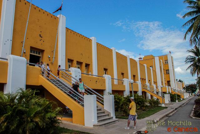 Santiago de Cuba-Cuartel Moncada - Santiago de Cuba.