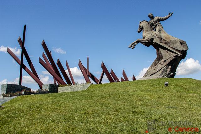 Santiago de Cuba-Plaza de la Revolución