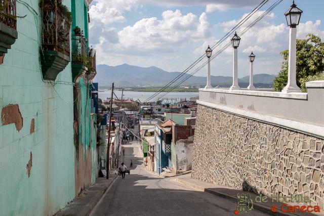 Santiago de Cuba-Balcón de Velazquez.