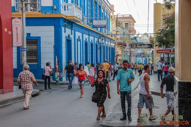 Santiago de Cuba-Calles