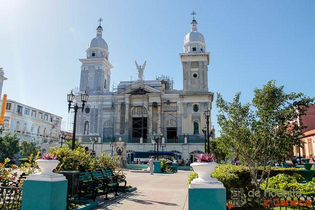 Santiago de Cuba-Catedral de Nuestra Señora de la Asunción