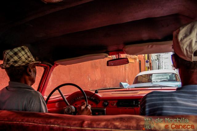 Santiago de Cuba-Táxi cuba
