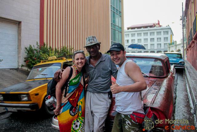 Santiago de Cuba-Taxi.