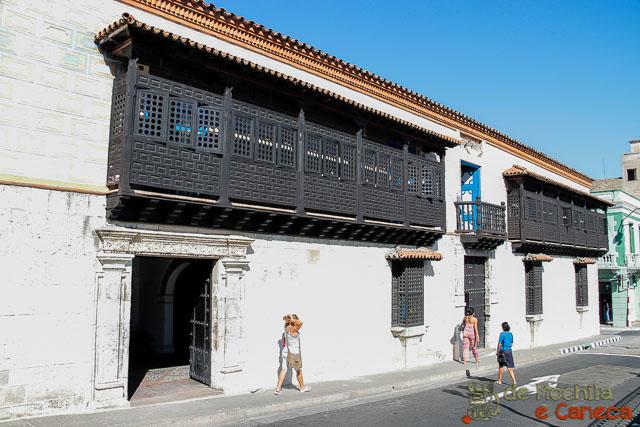 Santiago de Cuba-Casa de Diego Velásquez.
