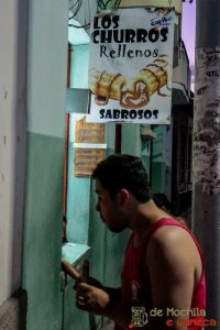 Santiago de Cuba-churros cubanos
