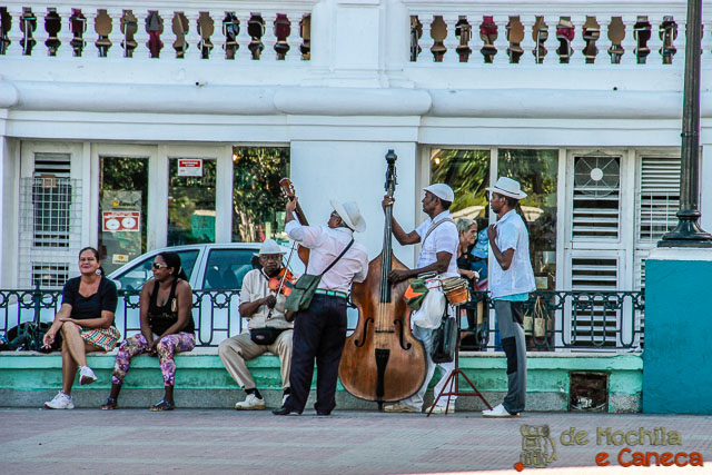 Santiago de Cuba- Musica