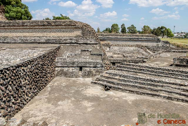 Grande Piramide de Cholula-méxico