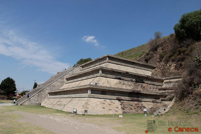 Grande Piramide de Cholula-16