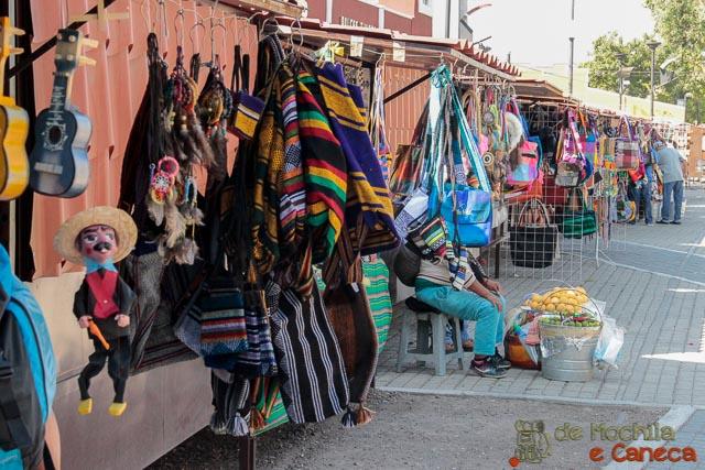 Grande Piramide de Cholula-Souvenir mexicano.