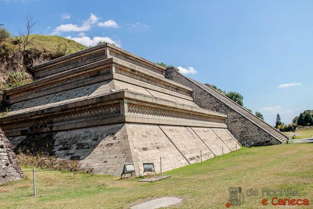 Grande Piramide de Cholula-Puebla