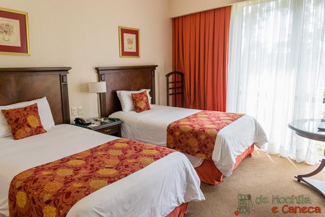 Hotel Acaray Ciudad del Este-Quarto - Hotel Acaray.