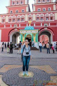 Praça Vermelha de Moscou - Marco Zero
