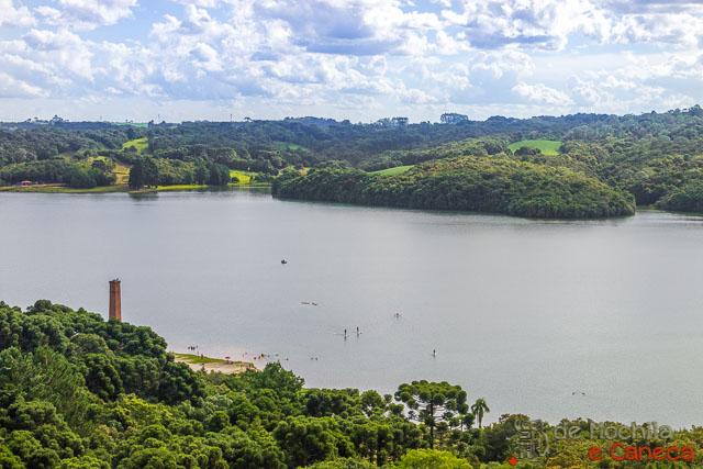 Principais parques de Curitiba Parque Passaúna.