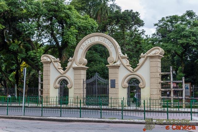parques mais importantes de curitiba-Passeio Público