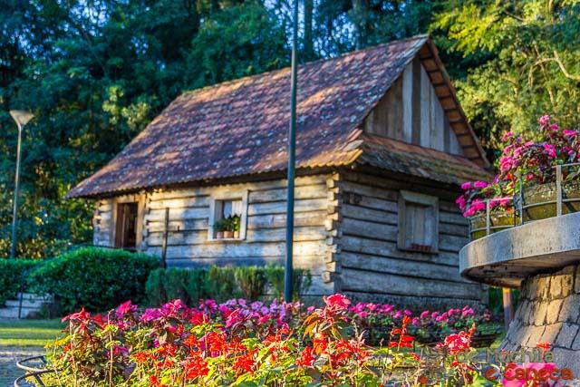 top 10 parques de Curitiba-Bosque do Papa.