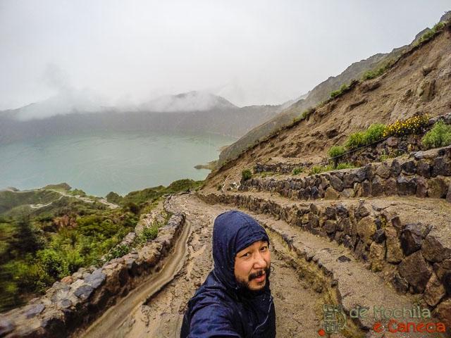 Vulcão Quilotoa - Lagoa Quilotoa