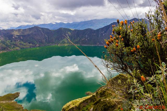 Vulcão Quilotoa - Lagoa Quilotoa-28