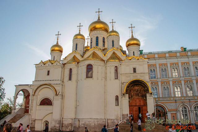 10 lugares imperdíveis em moscou-Kremlin de Moscou.