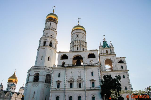 10 lugares imperdíveis em moscou- Kremlin de Moscou.