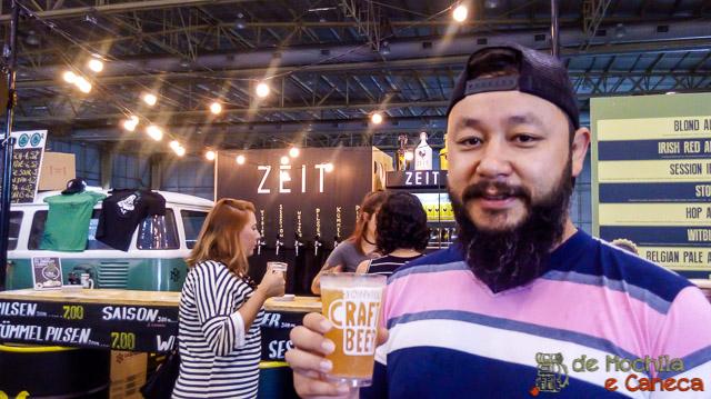 Craft Beer Festival-Zeit.