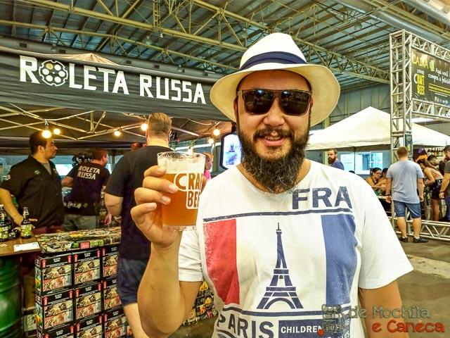 Craft Beer Festival-Roleta Russa