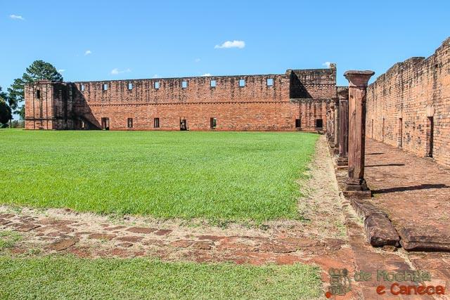 Missão Jesuitica Jesus de Tavarangue - Paraguay-11