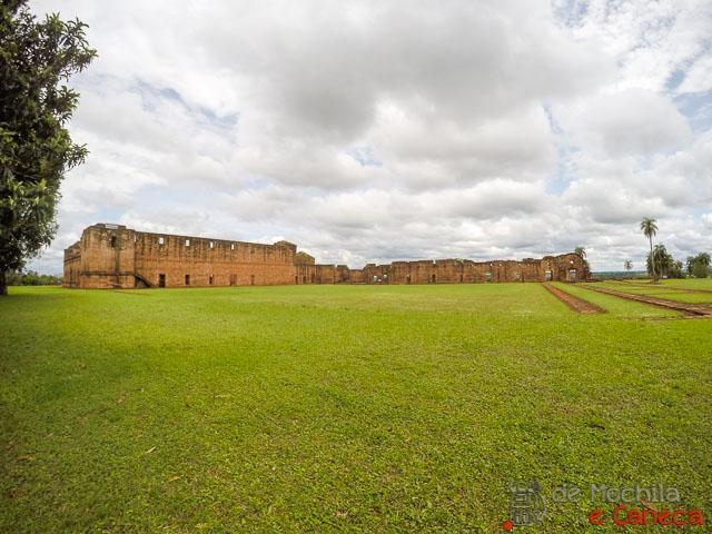 Missão Jesuitica Jesus de Tavarangue - Paraguay-20