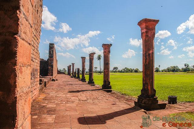 Missão Jesuitica Jesus de Tavarangue - Paraguay-6