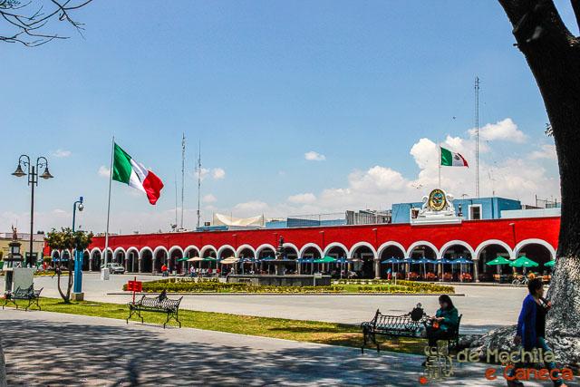 O que fazer em Cholula - Mexico-Los Portales