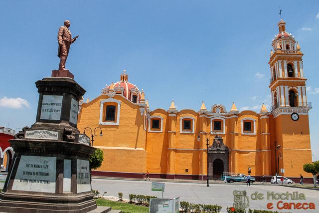 O que fazer em Cholula - Mexico-Zócalo.