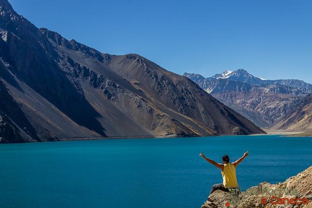 Roteiro de 11 dias no Chile-Embalse el Yeso