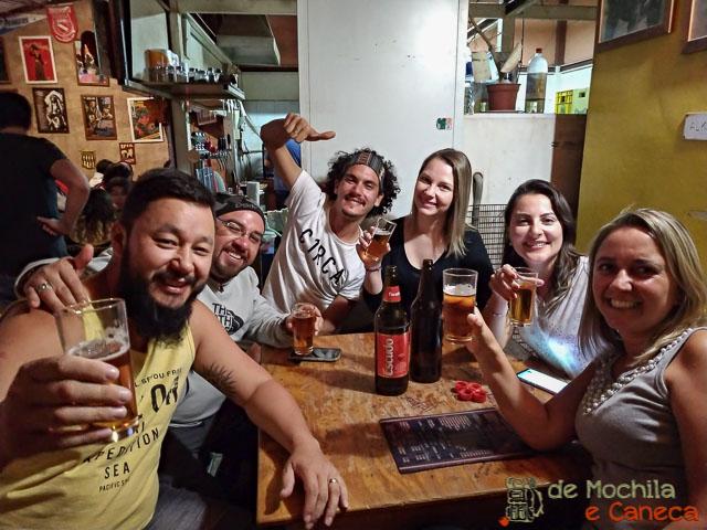 Roteiro de 11 dias no Chile-Festa
