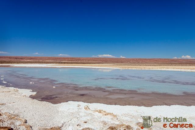 Roteiro de 11 dias no Chile-Lagunas Escondidas