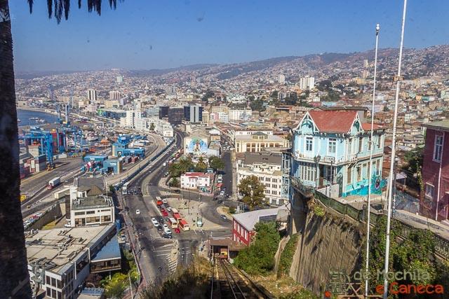 Roteiro de 11 dias no Chile-Valparaiso