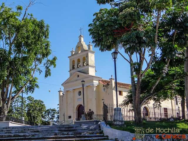Santa Clara - Cuba-Iglesia de Nuestra Señora del Carmem