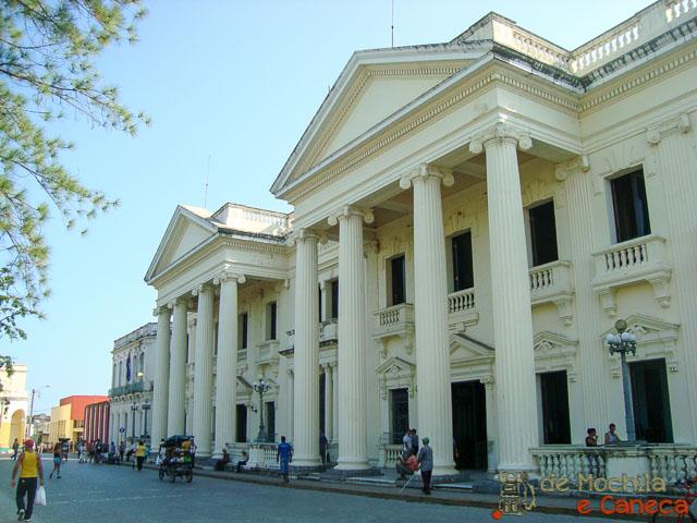 Santa Clara - Cuba-Palácio Provincial