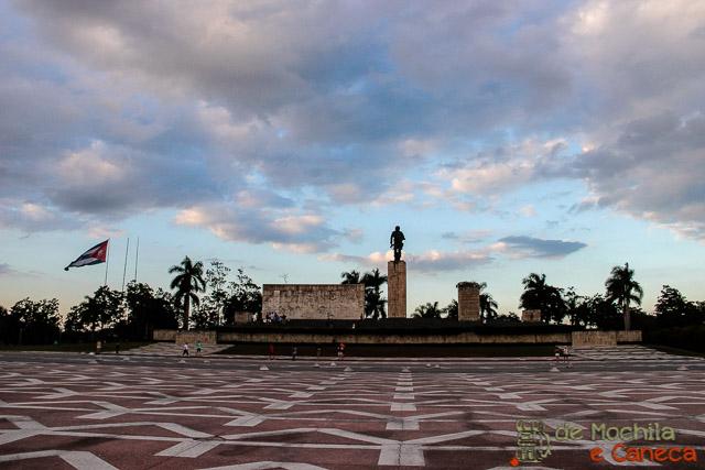 Santa Clara - Cuba-Plaza de la Revolución de Santa Clara.