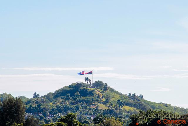 Santa Clara - Cuba-Loma del Capiro.