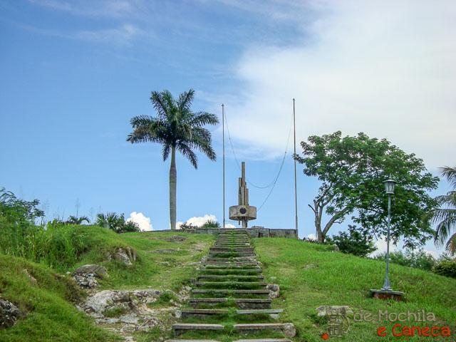 Santa Clara - Cuba-Loma del Capiro