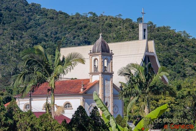 Santuário de Santa Paulina-Capela Nossa Senhora de Lourdes